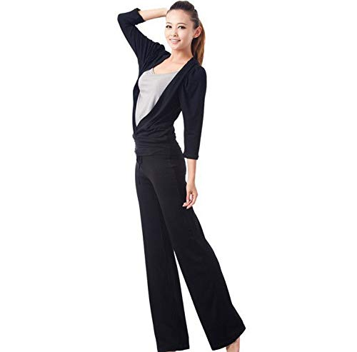 71ab9a79583e20 Clothing-YMJ Abbigliamento di Alta qualità Yoga Abbigliamento Set Nuovo Tre  Pezzi Pantaloni a Maniche