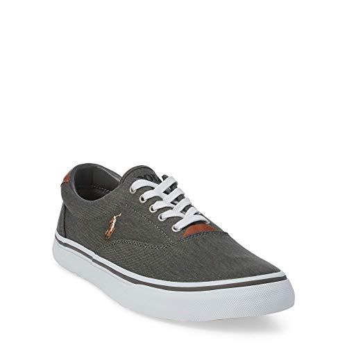 Ralph Lauren Polo Sneakers Thorton Uomo Blu Navy Newport 44 EU