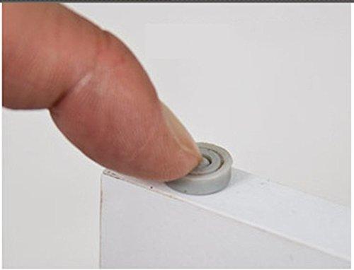 DFHHG® Librería Libro Libro 40 (L) * 24 (W) * 106 (H) Cm Cuatro Capas Librero Blanco Arce Color durable