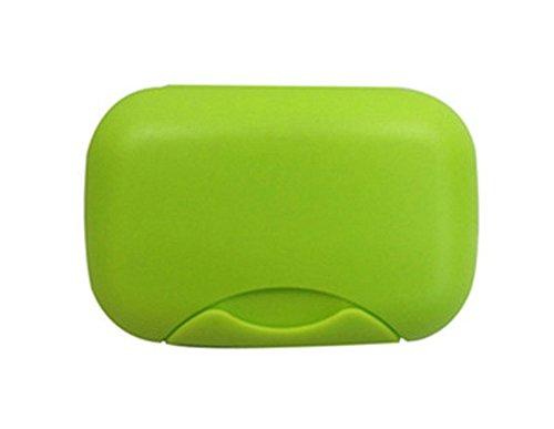 Da.Wa 1 Stück Reisen Seifen-Teller-Halter-Behälter Box (Soap Teller)
