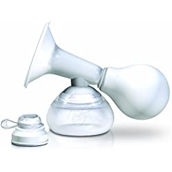 Nuby Natural Touch Breast Express Breast Pump (50g)