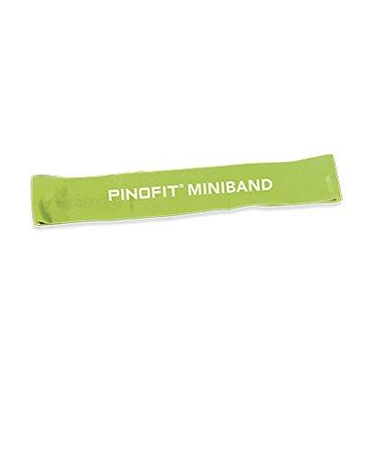 Pinofit Miniband 44654 Lime breit 33 x 5 cm incl. Gratis Bienenwachs-lederbalsam 50ml
