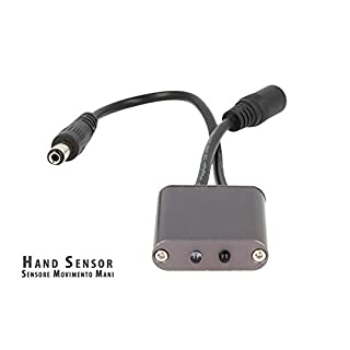 Mikrowellen-Bewegungs-Sensor Hände Hand Sensor 12V 3A