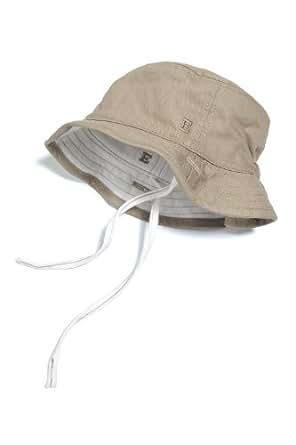 ESPRIT Unisex - Baby Hat - Beige - Beige (283 TRAVELLERS BEIGE) - One size (Brand size: M)