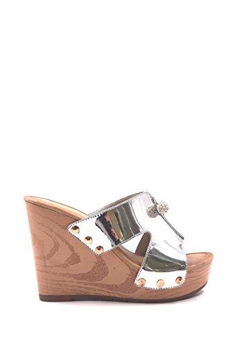 CHIC NANA . Chaussure Femme Mode Sandales Sabot Compensées.