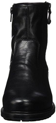 Jenny  Nashville-Stf, Bottes courtes avec doublure chaude femme Noir - Schwarz (schwarz 67)