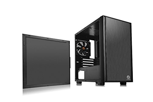 Thermaltake Versa H17 MicroATX Mini Tower Case