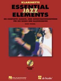 Essential Jazz Elements - Klarinette