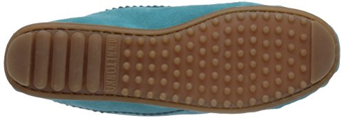 Minnetonka - Me To We Maasai Moc, mocassini  da donna Turchese(Türkis (Turquoise / TRQ))