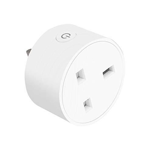 WiFi Smart Plug Mini ANOOPSYCHE Alexa Plugs with Energy