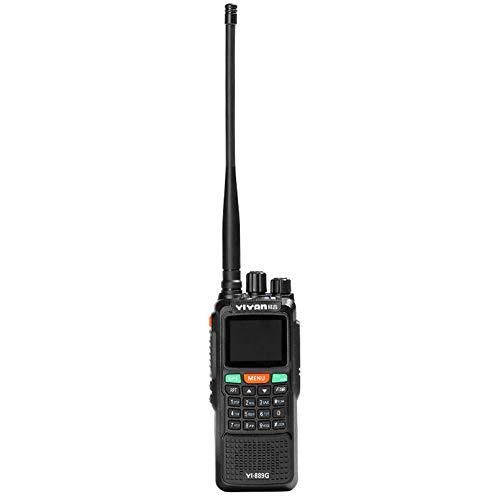 ZFLIN Handheld Digital Walkie-Talkie High Power Handstation GPS-Positionierung Ort Teilen Walkie-Talkie Walkie Talkie Gps