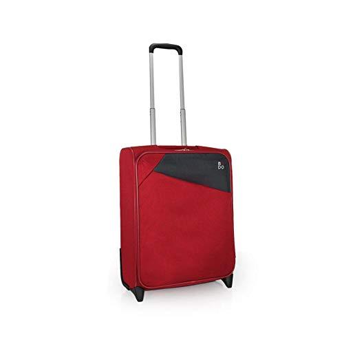 MODO by Roncato Bagaglio A Mano Jupiter Rosso, Misura: 55x40x20 Cm, Peso: 2.3 Kg, Capacità: 39 L