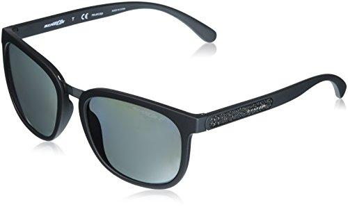 Arnette 0an4238 01/81, occhiali da sole uomo, nero (matte black/polargray), 55