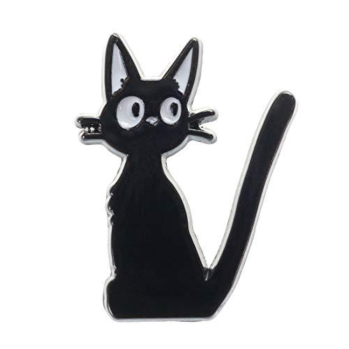 CoolChange Kikis Kleiner Lieferservice Katze Jiji Pin aus Metall