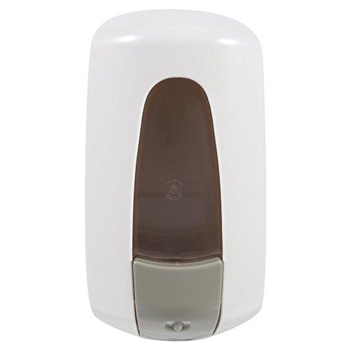 Yosoo Dusch-Shampoo Box Flüssigseife Lotion Spender Pumpe Wandmontage für Badezimmer Waschraum, 1000 ml -