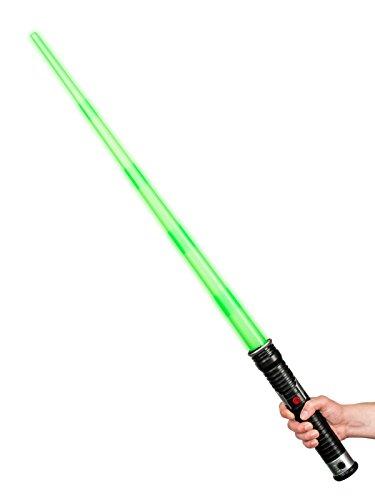 Star Wars Episode I Lichtschwert / Laserschwert von Qui-Gon Jinn mit grüner Klinge