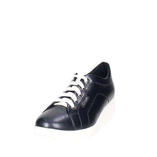 AGILE BY RUCOLINE 208(O) Sneakers Bassa Donna Nero