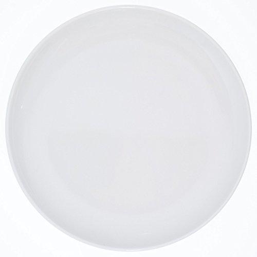 Kahla - Porcelaine pour les Sens 323436A90032C Update Assiette à Petit Déjeuner Blanc 21 cm