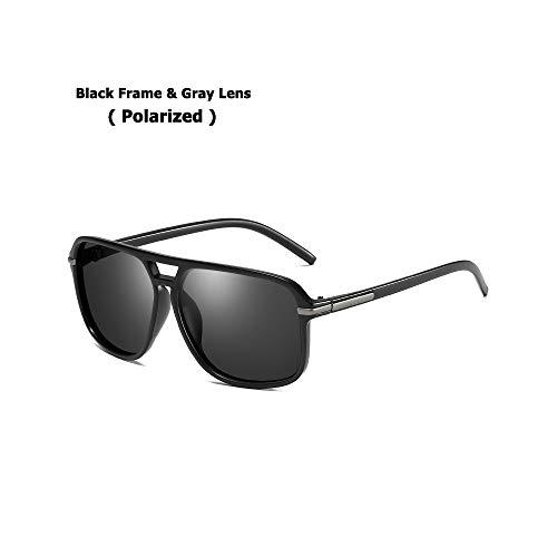MINGW Fashion Men Cool Square Style Gradient Sunglasses Driving Brand Design Cheap Sun Glasses