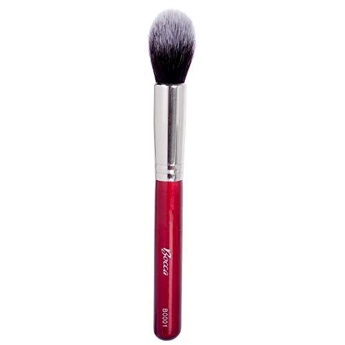 Bocca Make Up Multitask Pinsel für Rouge, Bronzer und Highlighter | Präzise Gesichtskonturierung | Extra-Weich & Synthetisch | Multifunktional -