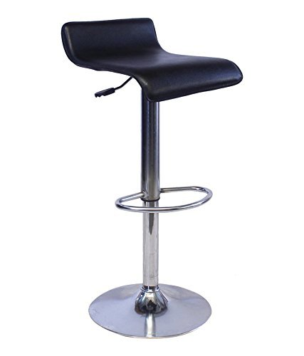 MBTC Matrix Cafeteria Bar stool in Black