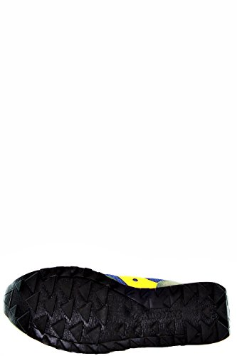 SAUCONY S70363-2 JAZZ ORIGINAL blu verde scarpe uomo sneakers lacci Verde