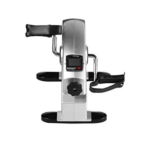 WXX Pedal-Übung, Sport-Pedalrad-Adjustable Spannung, Falkenrad mit elektronischem Display und Griffen-Bein-und Armdesign