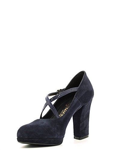 GRACE SHOES , Damen Pumps Blau