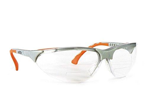 INFIELD Schutzbrille TERMINATOR +1,50 Dioptrie Lesebrille 9396 150