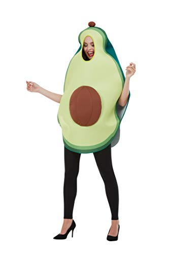 Smiffys 50718 Avocado-Kostüm, unisex, Erwachsene, Grün, ()