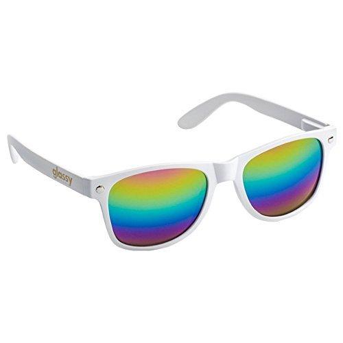 d7de64d79f Glassy Sunhaters Leonard Mirror Black   Colored Sunglasses by Glassy  Sunhaters