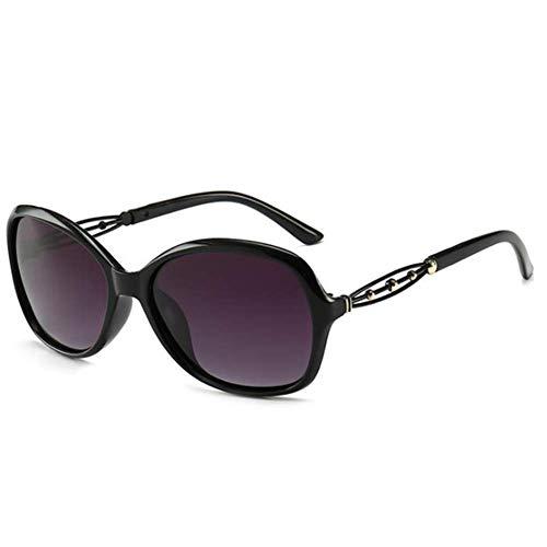 Sonnenbrille Retro-Rahmen großer Rahmen Polarisator UV-Licht und langlebig, geeignet für Reisen außerhalb der Autofahrbekleidung