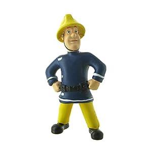 Comansi Figura Casco Piezas de Fireman Sam (99957), Multicolor (1)