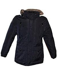 Tisey® F-2 Steppjacke Sweatjacke Herren Winter-Jacke gefüttert Jacke Mantel Daunenjacke sky jacke winterjacke herren winter jacke