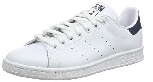 adidas - Basket Stan Smith M20325 Blanc/Marine - Couleur Blanc - Taille 40 2/3