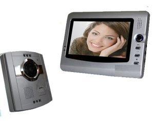 """Immagine di Videocitofono a colori con monitor LCD da 7"""" - Mod. Silver"""