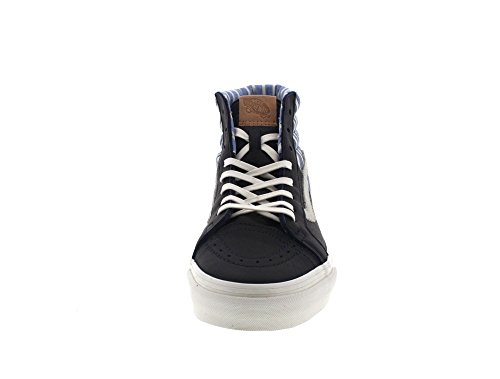 Vans Sk8-Hi 46 CA Stripes (Dress Blue) Bleu