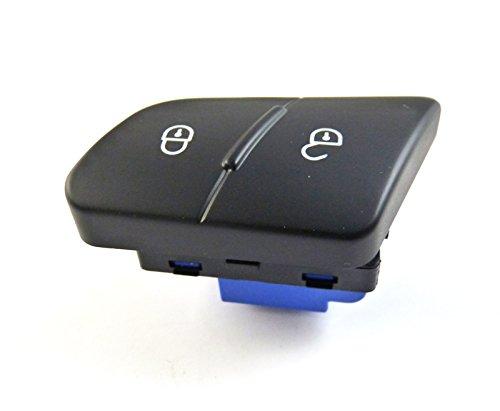 Neuf Porte avant gauche de verrouillage central Switch Button 3 C0962125b pour VWS Passat B6 (3 C) 2006 2007 2008 2009 2010