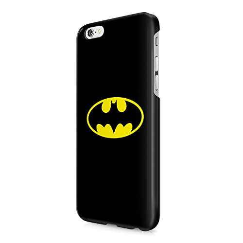 The Batman Logo Hard Snap-On Protective Case Cover For Iphone 6 / Iphone 6S