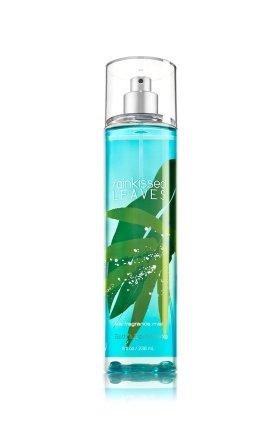 Bath & Body Works RAINKISSED LEAVES Fine Fragrance Mist 8 oz / 236 mL