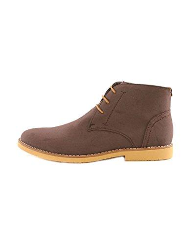 Reservoir Shoes - Boots homme pas chère Reservoir Shoes Valdo Marron Marron