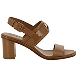 Tory Burch , Damen Pumps braun Haselnuss