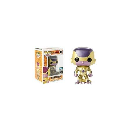 Funko 599386031 - Figura Dragon Ball z - Golden Freezer ed. Limitada