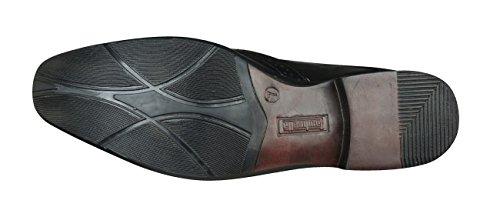 Lambretta Blaine Hommes Chaussures Black