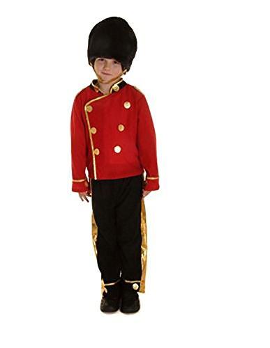ys Buzby Guard Kost�m Kost�m Kinder Royal Soldier Buch Woche Outfit Buzby Guard Kost�m Gro�e 10-12 Jahre (Soldier Boys Kostüme)