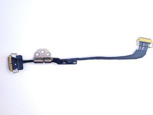 Marke neue, LVDS LED-Bildschirm Video-Kabel mit Scharnier für Apple MacBook Air A1466Jahr 2013–UK Versand (001 Lcd-scharnier)