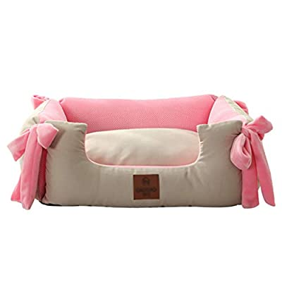 66ccwwww Pet bed Kennel, washable doghouse four seasons cat litter Teddy dog cat mat small medium dog pet bed pet by mal