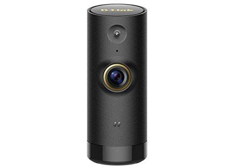 D-Link DCS-P6000LH Mini HD Wi-Fi Camera (Black)
