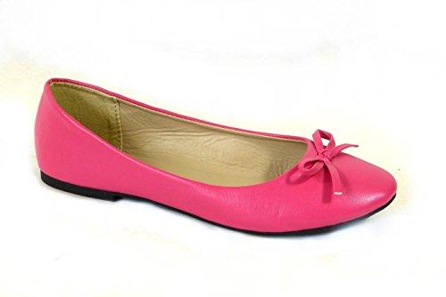 SKO'S , Damen Mokassins Pink (001)