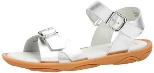 umi Celia Ii, Des sandales fille Argent (Silver)